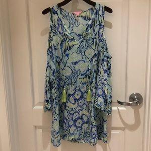 Lilly Pulitzer Benicia Tunic Dress, size medium